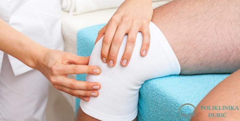 Ultrazvuk koljena ili ramena uz pregled za 249 kn!