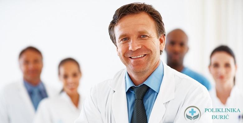 POPUST: 30% - Fizikalna terapija u Poliklinici Đurić - 5 elektroterapija, tretmana laserom, magnetom ili ultrazvukom, ovisno o individualnim potrebama za 350 kn! (Poliklinika Đurić)