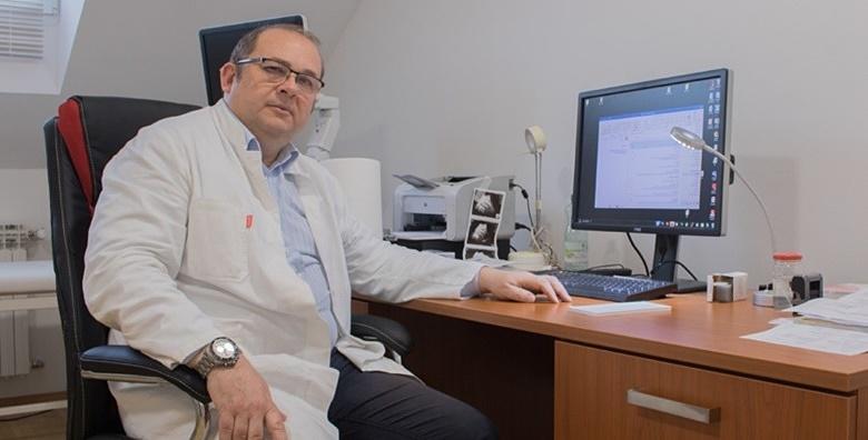 Ultrazvuk Ahilove tetive u Poliklinici Đurić za 199 kn!