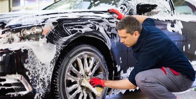 Vanjsko i unutarnje pranje vozila sa ili bez zaštitnog premaza voskom već od 50 kn!