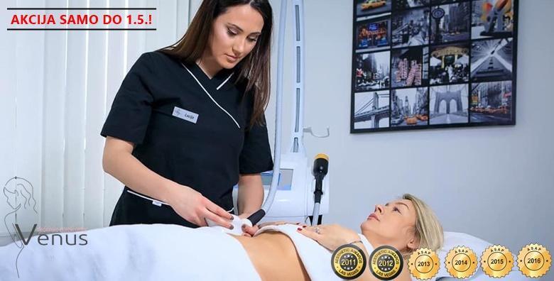 Med2Contour EKSKLUZIVNO - najbolji svjetski tretman za oblikovanje tijela već od 299 kn!