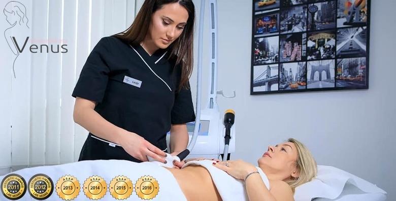 POPUST: 63% - MED2CONTOUR Najniža cijena do sada za najbolji svjetski tretman oblikovanja tijela i nekirurškog uklanjanja masnih naslaga - 1 tretman po izboru već od 299 kn! (Medicinsko estetski centar Venus)
