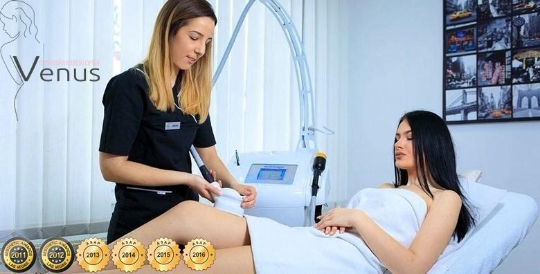 Najnagrađivaniji aparat za mršavljenje Med Contour - do 2,5 cm manje odmah nakon tretmana! EKSKLUZIVNA ponuda u suradnji s Medicinsko estetskim centrom Venus!