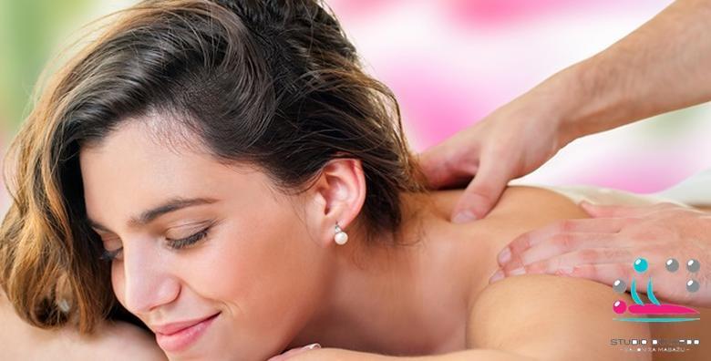 Medicinska ili sportska masaža - tretman cijelog tijela ili leđa, ramena i vrata već od 49 kn!