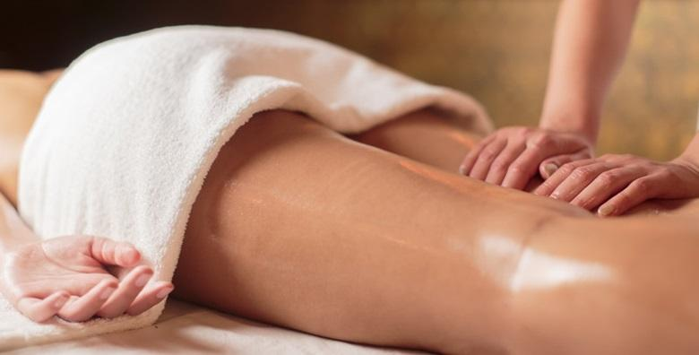 Anticelulitna masaža - 3 tretmana za rješavanje masnih naslaga i celulita za 169 kn!