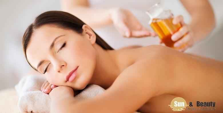 1 ili 3 masaže - klasična, medicinska, opuštajuća ili sportska već od 99 kn!