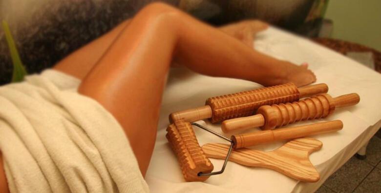 5 maderoterapija i anticelulitnih masaža - oblikujte svoju figuru i zategnite kožu za 399 kn!