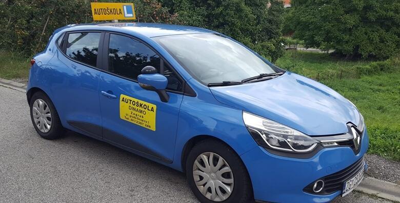 AUTOŠKOLA - osposobljavanje za vozača B kategorije uz uključenih 35 sati vožnje i 30 sati predavanja u Autoškoli Dinamo za 4.995 kn!
