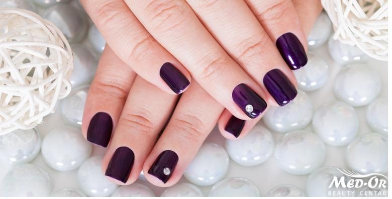 POPUST: 46% - Manikura i trajni lak - uživajte u njegovanim rukama i lijepim noktima za 99 kn! (Beauty centar Med - Or)