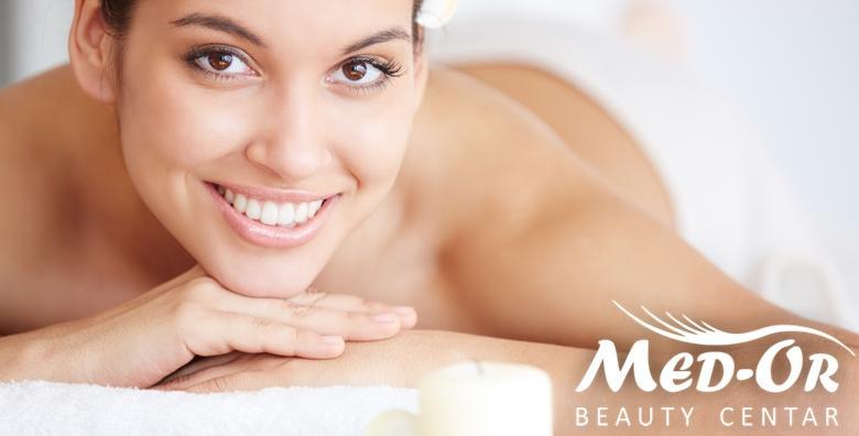 POPUST: 46% - 3 masaže leđa u trajanju 30 minuta uz gratis masažu lica, vrata i dekoltea za 225 kn! (Beauty centar Med - Or)