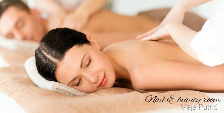 Masaža, parcijalna ili cijelog tijela, 30 ili 60 minuta tretmana već od 59 kn!