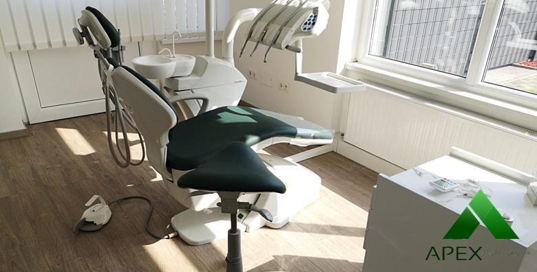 Metal keramička krunica - postavljanje u Dental centru Apex za 985 kn!