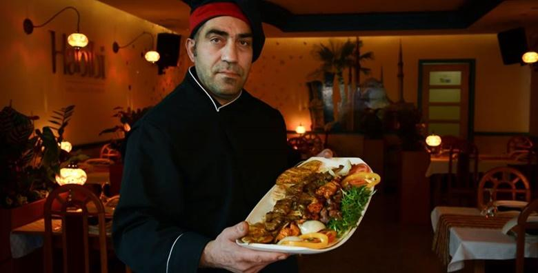 Libanonska gozba u 3 slijeda za četiri osobe u restoranu Biblos Habibi za 489 kn!