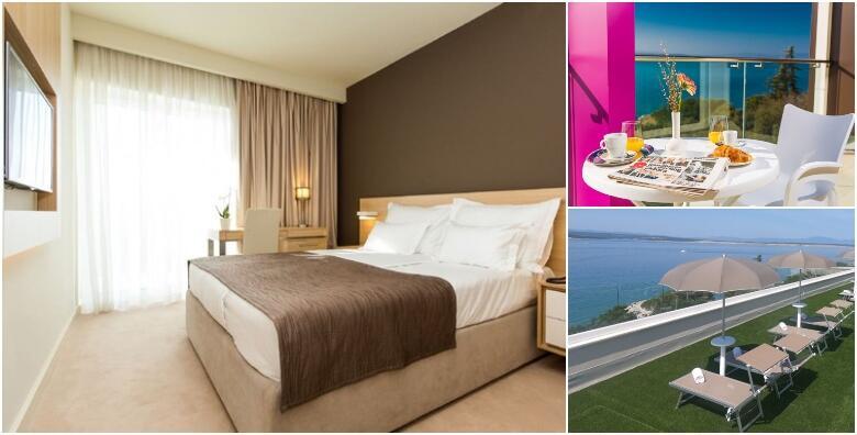 CRIKVENICA - rujanski odmor uz 2 noćenja s doručkom za 2 osobe + gratis ponuda za 1 dijete do 4,99 godina u Hotelu Crikvenica 4* za 1.299 kn!