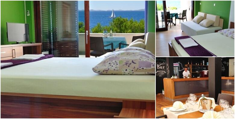 Ponuda dana: MURTER - dočekajte početak ljeta na obali prekrasnog otoka uz 2, 3, 5 ili 7 noćenja s polupansionom za dvije osobe u Hotelu Ana 3* od 1.615 kn! (Hotel Ana 3*)