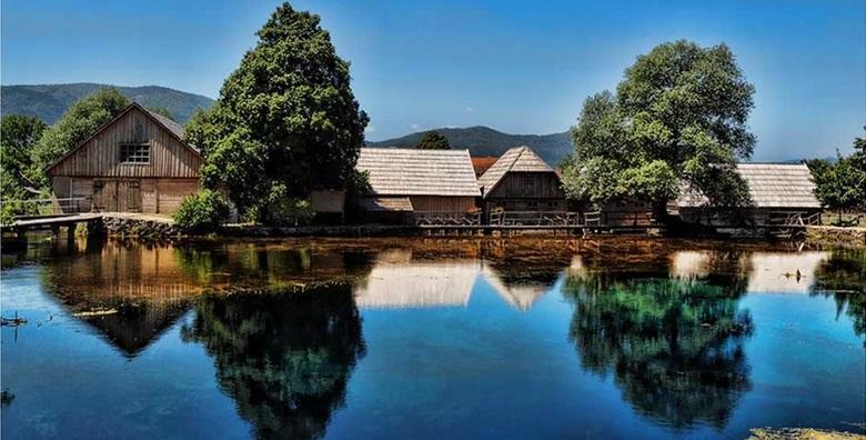 Lika - odmor u netaknutoj prirodi s pogledom na Velebit, 2 ili 3 noćenja za 4 osobe od 599 kn!