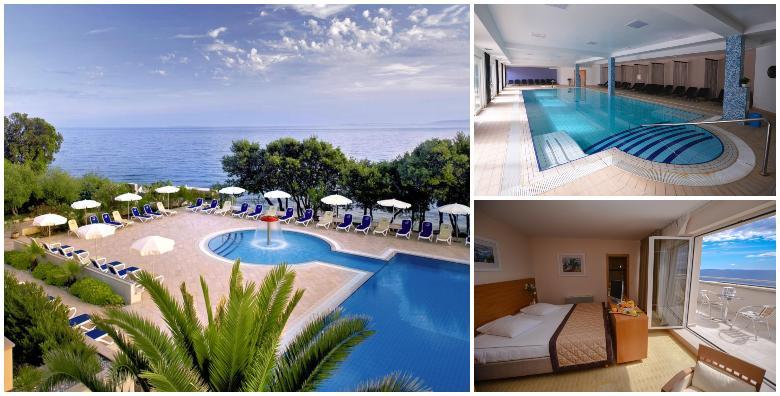 POPUST: 33% - Pag, La Luna Island Hotel 4* - 1 noćenje s polupansionom za dvoje uz neograničeno korištenje unutarnjeg bazena i sauna za samo 547 kn! (La Luna Island Hotel 4*)