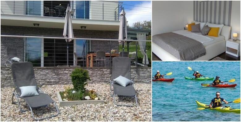 Mrežnica - najam kuće uz 2 ili 3 noćenja za 2 - 6 osoba + korištenje kanua od 1.999 kn!