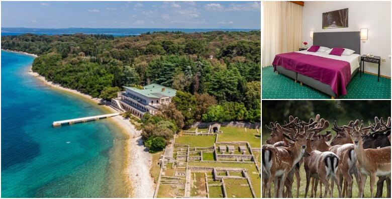 Odmor na Brijunima - 2 noćenja s polupansionom za dvoje u Hotelu Neptun 3* za 1.500 kn!