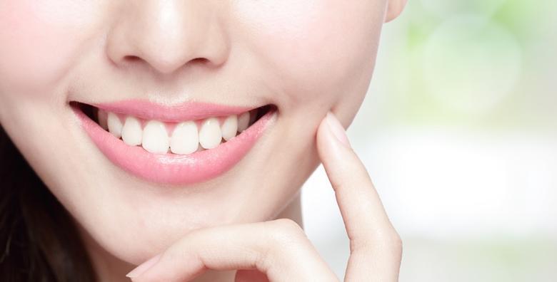 Uveneer kompozitne ljuskice uz pregled - ispravite oblik, boju, veličinu ili položaj zuba te bez skrivanja pokažite svoj novi osmijeh za 499 kn!
