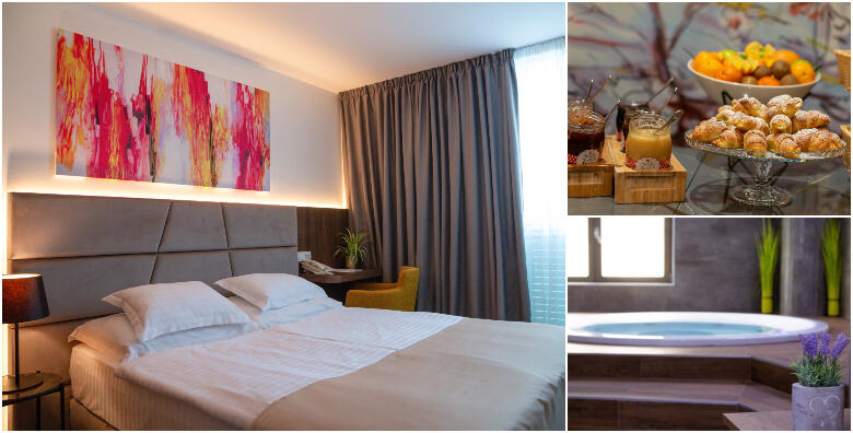 OPATIJA - 1 ili 2 noćenja s polupansionom za 2 osobe u Hotelu Paris 4* od 745 kn!