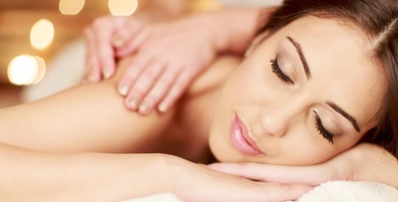 Masaža- izaberite između 30 ili 60 minuta i podarite svome tijelu opuštenost od 49 kn!
