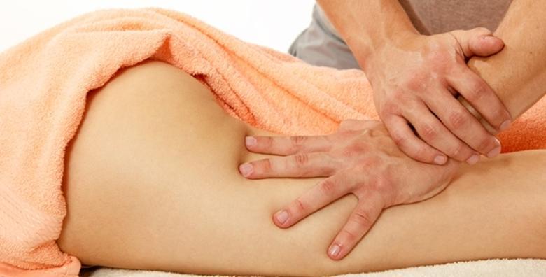 Ponuda dana: Masaža - opuštajući tretman leđa, nogu ili ruku u trajanju 30 minuta za 69 kn! (Beauty studio Shpresa)