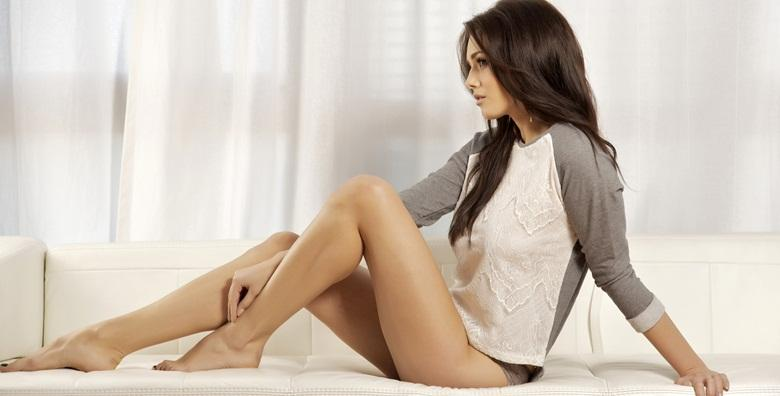 POPUST: 56% - Depilacija cijelih nogu i brazilke voskom - uživajte u dugotrajnoj glatkoći za 75 kn! (Pedikura i njega tijela JURAN)