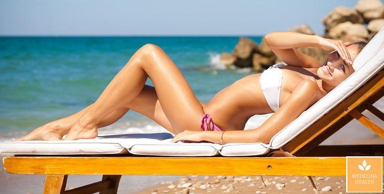 POPUST: 61% - VACUSLIM 2 tretmana trbuha i nogu - zadnja prilika prije godišnjeg!Riješite se masnih naslaga i celulita te poboljšajte izgled kože za 234 kn! (Medelina Health)