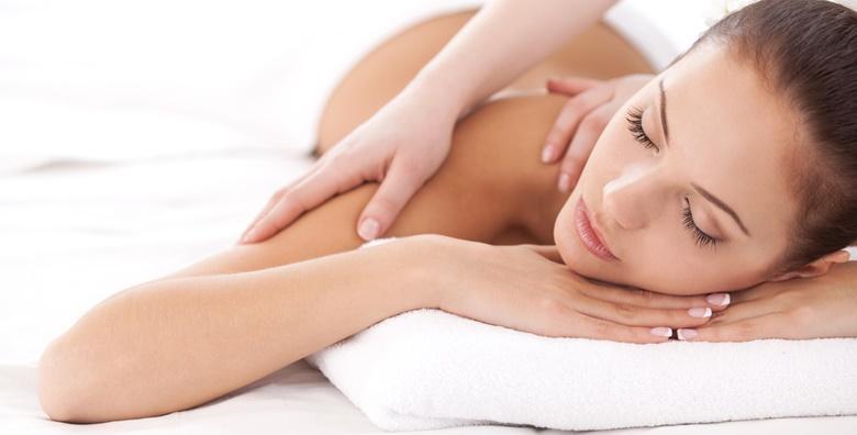 Antistres masaža lica i vlasišta uz klasičnu masažu leđa za samo 99 kn!