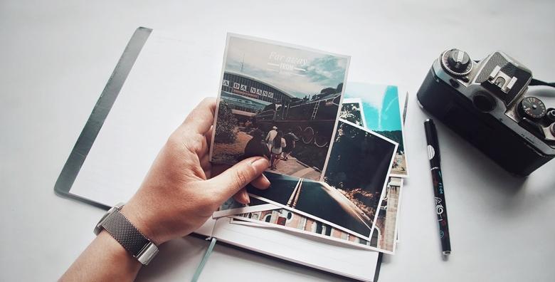 50 fotografija dimenzija 10x15 cm - izradite najdraže uspomene za 65 kn!