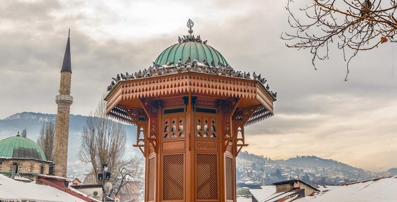 Sarajevo, Hotel Sunce 4* - 2 noćenja s doručkom za dvije osobe za 599 kn!