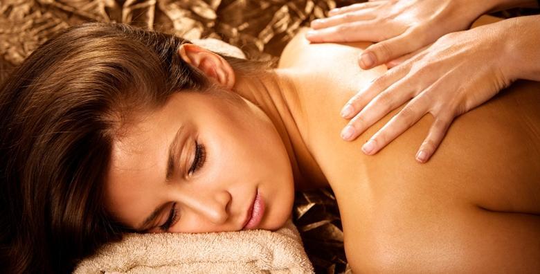 Opuštajuća masaža leđa ili cijelog tijela, 30 ili 60 minuta tretmana već od 50 kn!