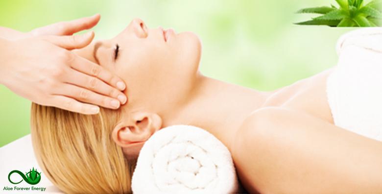 Masaža - tretman Aloe Verom, energetska ili iscjeljujuća već od 59 kn!