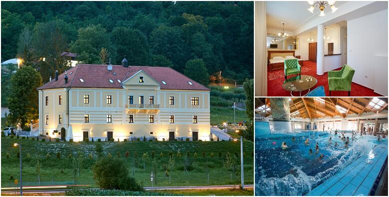 Zabok, Dvorac Gjalski 4* - 1 ili više noćenja s polupansionom za dvoje + gratis ponuda za 1 dijete do 6 god. u raskošnoj rezidenciji pisca Ksavera Šandora Gjalskog od 958 kn!