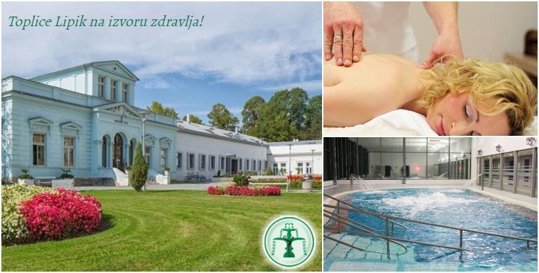 Toplice Lipik - 2 ili 4 noćenja s punim pansionom za dvoje uz kupanje u bazenu od 1.216 kn!