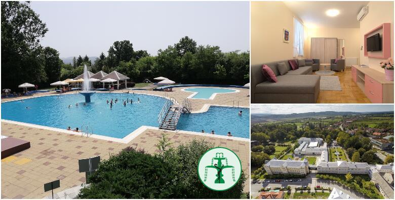 Toplice Lipik - 2 noćenja s doručkom za dvoje uz rekreacijsko kupanje u bazenu za 999 kn!