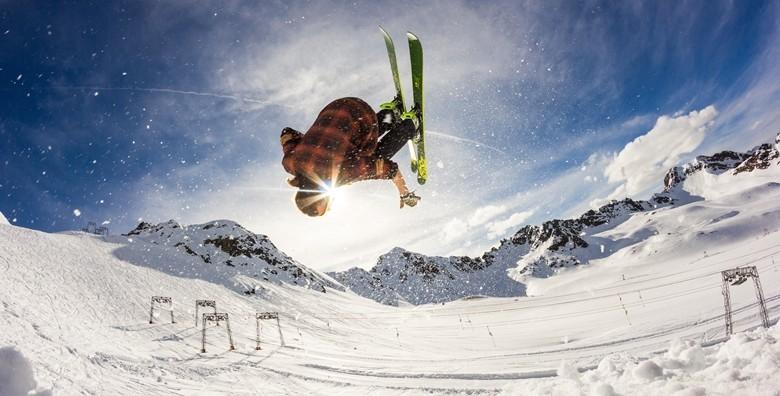 Jednodnevno skijanje Austrija - izlet s prijevozom i ski passom za 480 kn!
