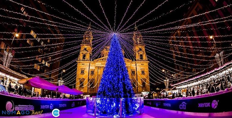 Advent u Budimpešti - cjelodnevni izlet, garantirani polazak 21.12. za 235 kn!