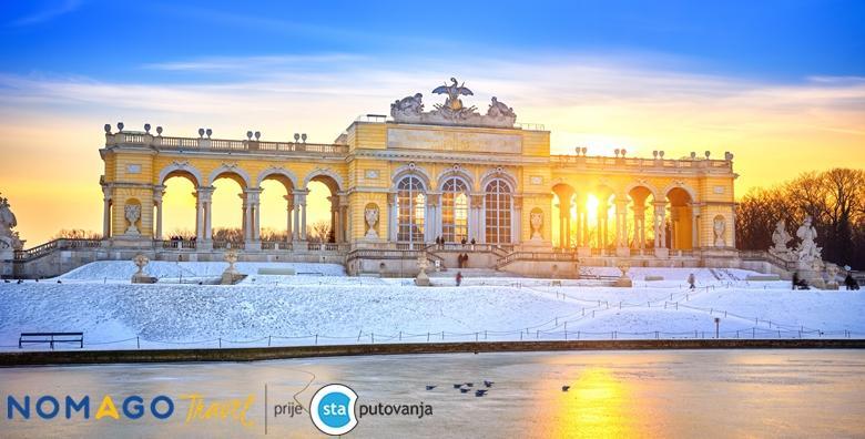 Advent u Beču - posjetite najpoznatiji i najveći božićni sajam i neka vas obuzme blagdanski ugođaj, cjelodnevni izlet za 269 kn!