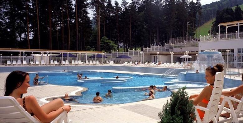 Terme Maribor 4* - 1, 2 ili 3 noći s polupansionom za dvoje uz kupanje i saune od 953 kn!