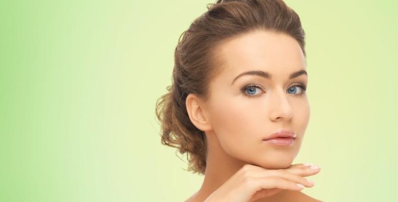 Mikrodermoabrazija, čišćenje lica, dijatermija
