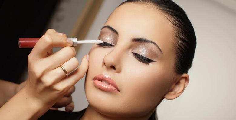 Individualni tečaj šminkanja uz vodstvo kozmetičara s iskustvom - naučite sve o konturiranju, tehnikama i nanošenju umjetnih trepavica za 249 kn!