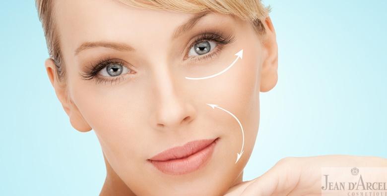 MEGA POPUST: 73% - Anti age paket s hijaluronskom kiselinom Renovar, lifting dijatermijom, IPL pomlađivanjem i gratis čišćenjem lica - očuvajte mladost kože za 199 kn! (Jean d`Arcel Medical & Beauty Institut)