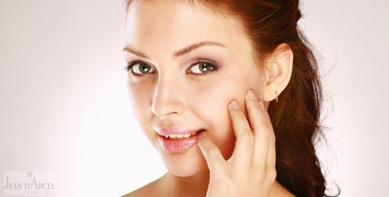 MEGA POPUST: 79% - Dijamantna mikrodermoabrazija i dijatermija uz čišćenje lica - umanjite bore, osvježite lice i darujte koži njegovan izgled za 199 kn! (Jean d`Arcel Medical & Beauty Institut)