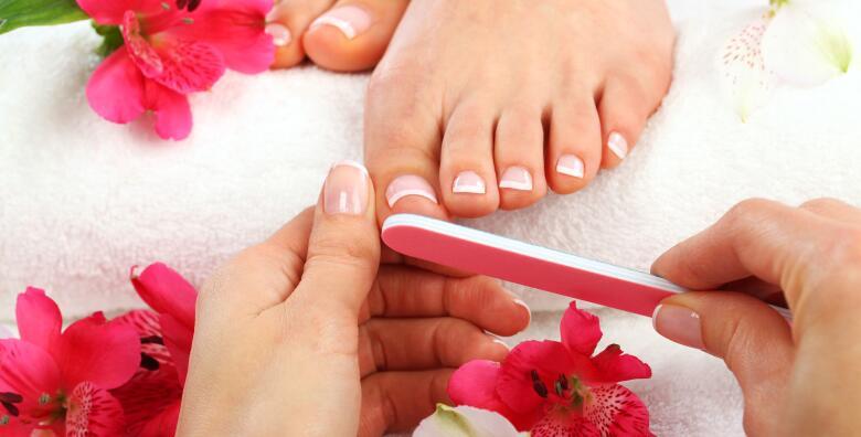 POPUST: 50% - Estetska pedikura uz soak off trajni lak - oblikujte nokte, riješite se zanoktica i odstranite višak kože u Jean d`Arcel Medical & Beauty Institutu za 135 kn! (Jean d`Arcel Medical & Beauty Institut)