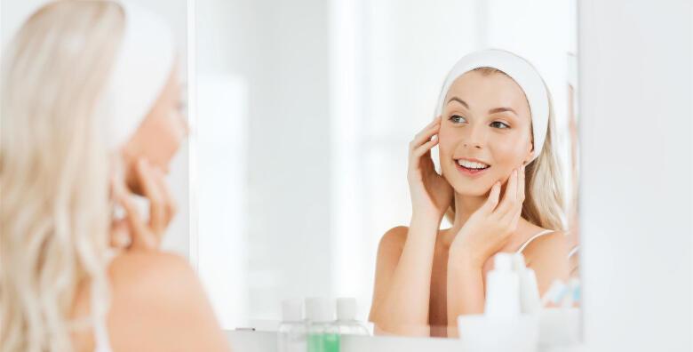 Ultrazvučno čišćenje lica, kristalna mikrodermoabrazija, ultrazvuk i hijaluron za 299 kn!