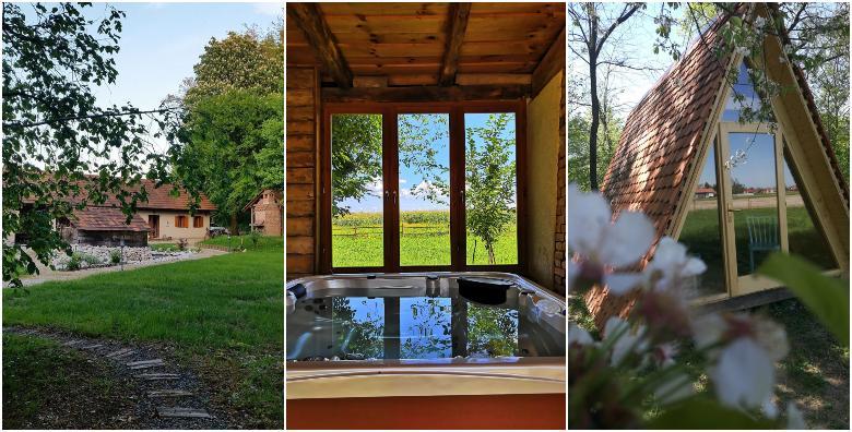 Varaždin, odmor u ruralnoj kući s pričom - 2 noćenja za 2 osobe već od 499 kn!