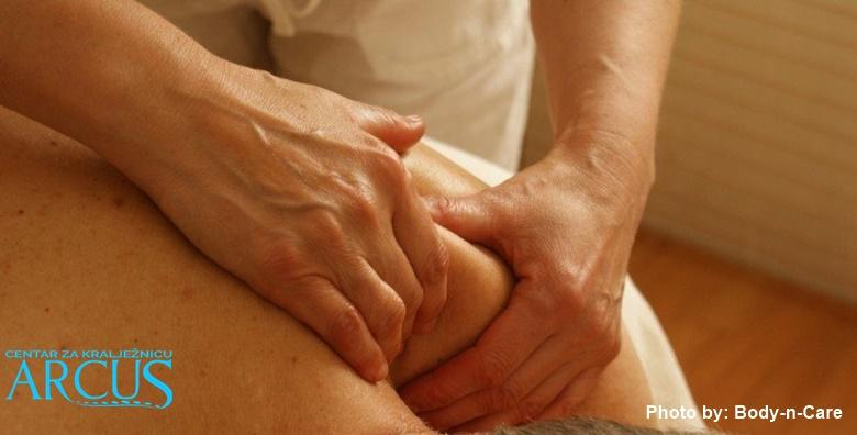 Tretman kiropraktike i osteopatije u centru za kralježnicu Arcus za samo 99 kn!