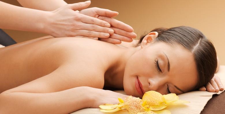 Klasična ili antistres masaža cijelog tijela u trajanju 60 minuta za samo 99 kn!